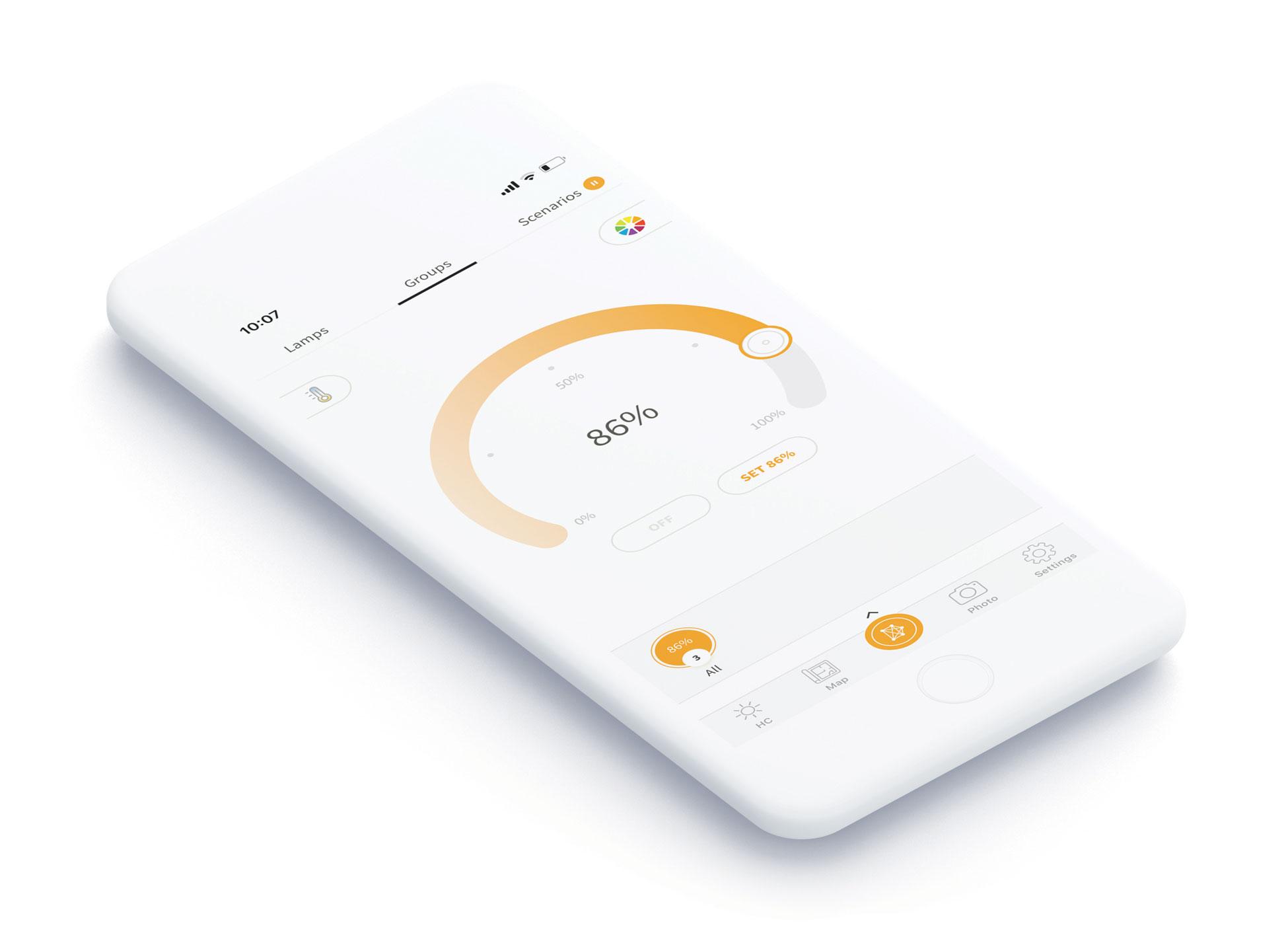 Produkt des Monats: DARA Smart Lighting System